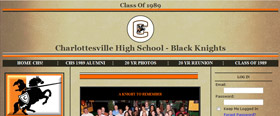 Charlottesville High School - Black Knights