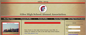 Giles High School Alumni Association