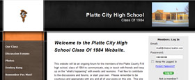 Platte City High School