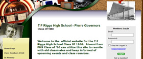 T F Riggs High School - Pierre Governors