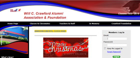 Will C. Crawford Alumni Association & Foundation